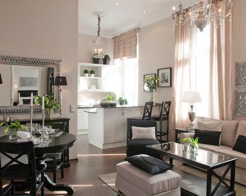 mittelgro e klassische wohnzimmer ideen f rs einrichten. Black Bedroom Furniture Sets. Home Design Ideas