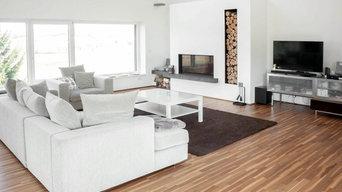 Umbau und Neubau eines Bauernhauses mit Scheune in ein Einfamilienhaus