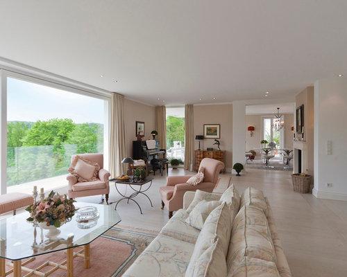 Wohnideen f r klassische wohnzimmer ideen design houzz for Raumgestaltung goerdel