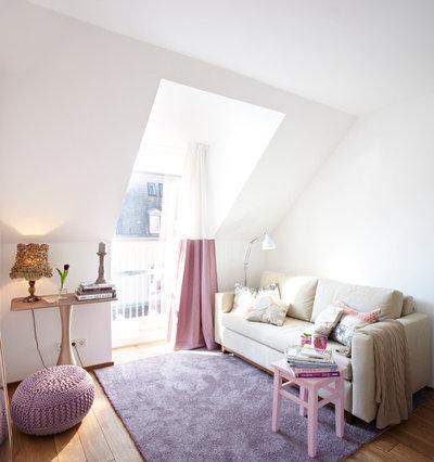 Entzuckend 7 Tipps, Wie Sie Kleine Räume Mit Farbe Gestalten Können