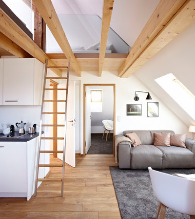 Ausgefallene hochbetten für erwachsene  9 schöne Hochbetten für Erwachsene