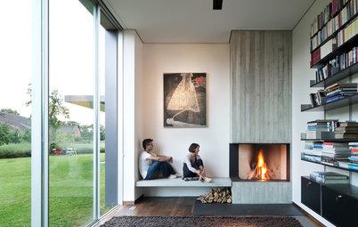Wasserführender Kamin – Wärme fürs ganze Haus