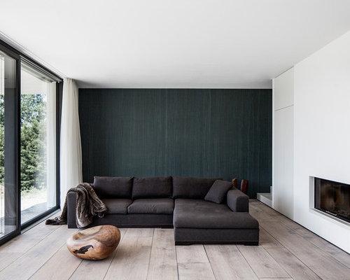 Soggiorno moderno Francoforte - Foto e Idee per Arredare