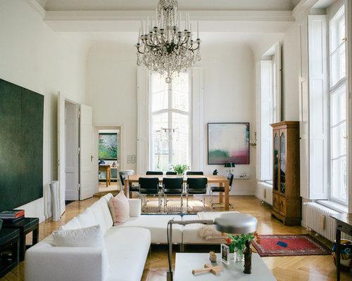 moderne wohnzimmer altbau ideen frs einrichten houzz - Altbau Einrichten
