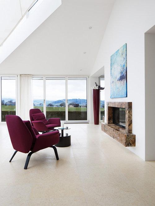moderne wohnzimmer ideen, design & bilder | houzz - Wohnzimmer Ideen Modern