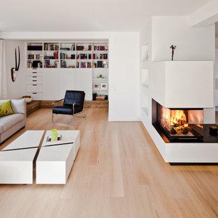 Modernes Wohnzimmer in Sonstige