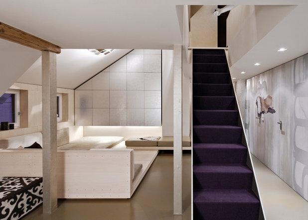 So finden Sie den perfekten Teppich für Ihre Treppe