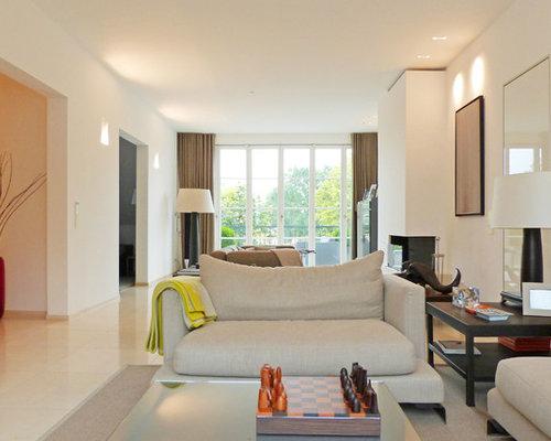 Moderne Wohnzimmer - Ideen, Design, Bilder & Beispiele