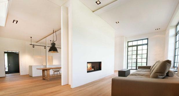Modern Wohnbereich by Planungsbüro Schilling | Architektur