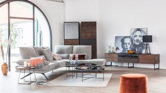 Wohnbereich mit moderner Eleganz