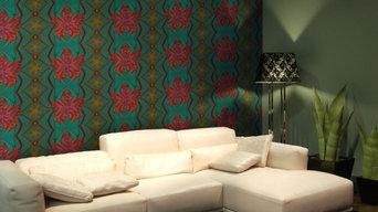Wohnbereich orientalisch & modern / Oriental & Modern Living Area
