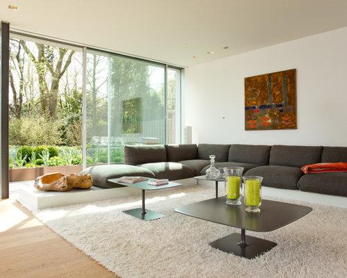 Modernes Wohnzimmer In Kln