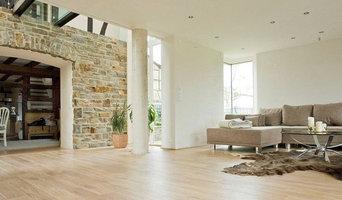 Wohnen und Blick ins Fachwerkhaus