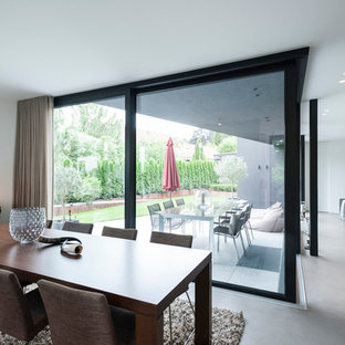 Modernes Wohnzimmer In München