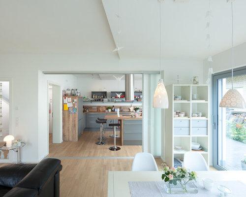 Wohnzimmer-Trennwand - Ideen & Bilder | Houzz