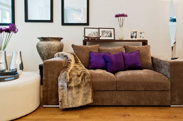 Modern Wohnzimmer By AMARIS Elements