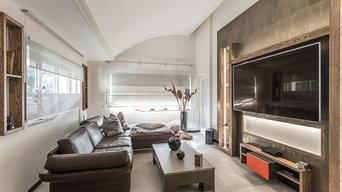 Wohnraum - einfach entspannen