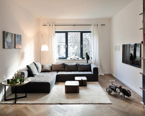 Gardinen Wohnzimmer - Ideen & Bilder | HOUZZ