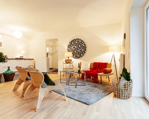 Mediterran Wohnzimmer