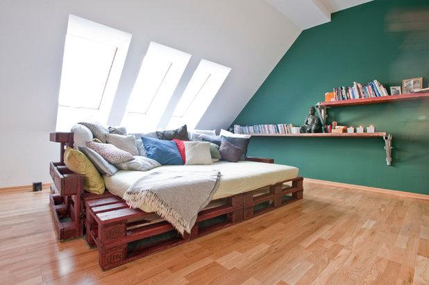 Modern Wohnzimmer by Otto von Berlin