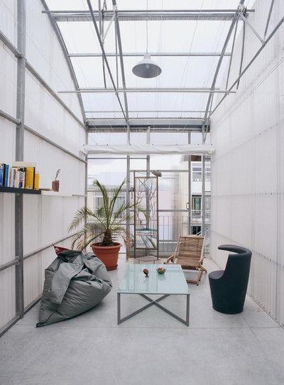 Industriel Salon Wohnungsbau Mulhouse, Anne Lacaton und Philippe Vassal