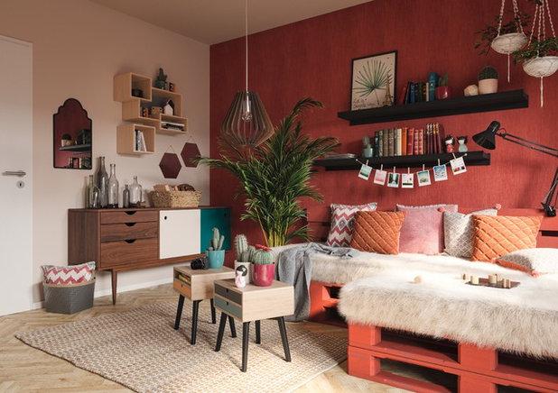 Modern Wohnbereich by HORNBACH Baumarkt AG