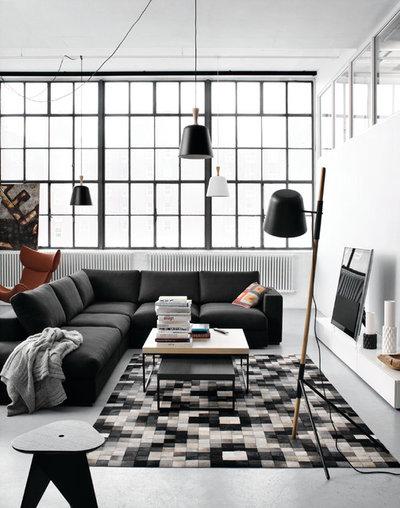 Bleiben Sie Auf Dem Boden So Lassen Niedrige Möbel Räume Größer Wirken