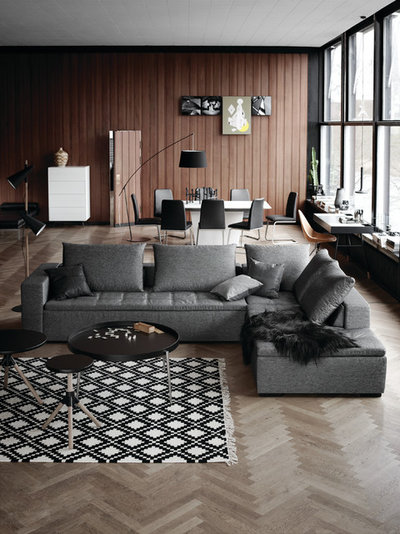 Contemporary Allrum by BoConcept Germany GmbH
