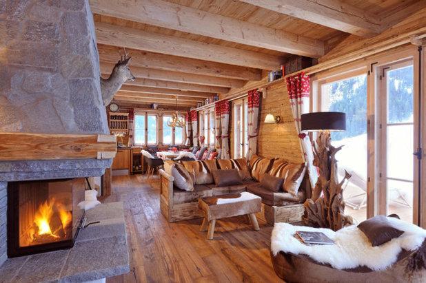 Landhausstil Wohnzimmer By STEINER Art U0026 Design