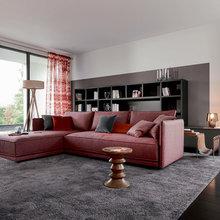Wohnzimmer - Inspiration Sofa - Modern - Wohnzimmer ...