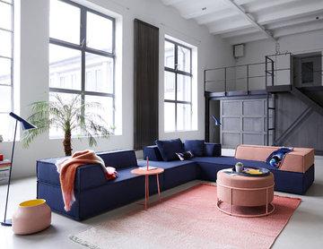 Wohnzimmer - Elegantes Design