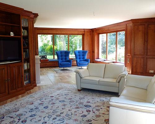 wohnzimmer kirschbaum