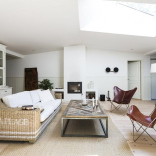 75 Most Popular Beach Style Germany Family Room Design Ideas For