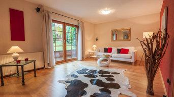 Wohnzimmer - nachher