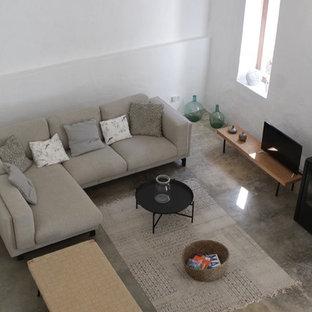 Soggiorno stile loft Colonia - Foto e Idee per Arredare