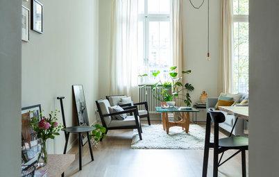 Eine Berliner Altbauwohnung mit schottisch-deutschen Akzenten