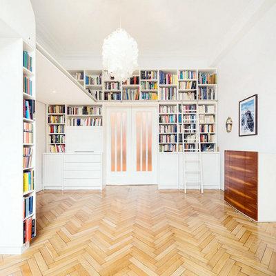 Modern Wohnbereich by KOELNMOEBEL
