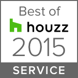 Best of 2015 Houzz Award
