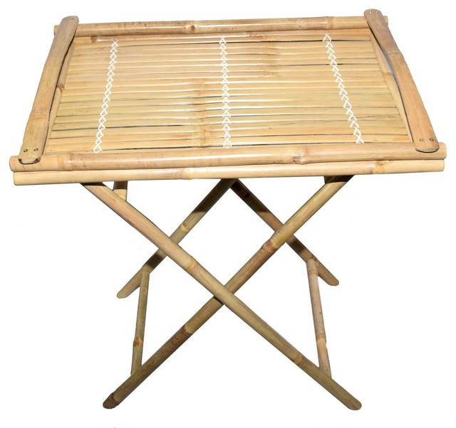 Bamboo Tray Table Asian Tv Trays By Bamboo54