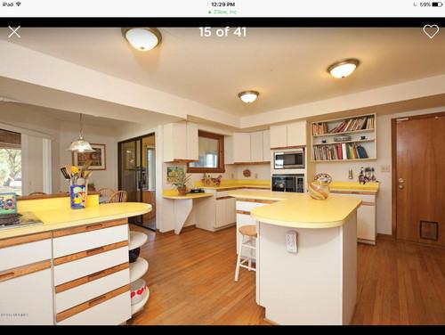 Laminate Kitchen Countertops Ideas hello yellowlaminate kitchen countertops! ideas?