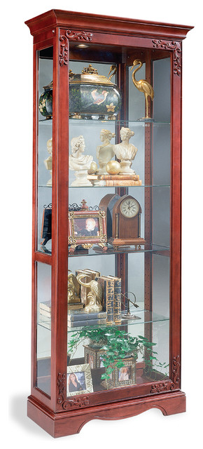Philip Reinisch Company - Philip Reinisch Co. Lighthouse Andante Curio Cabinet - View in Your ...