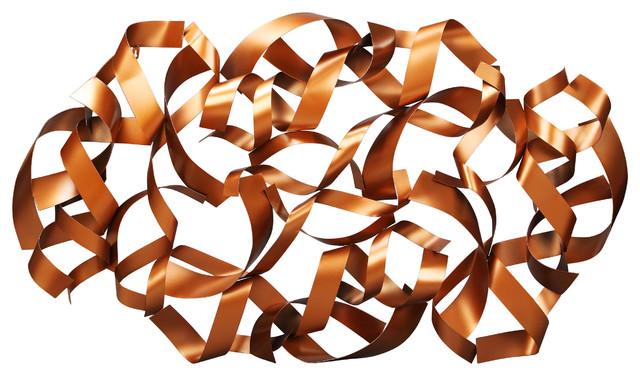 Ribbons Wall Decor