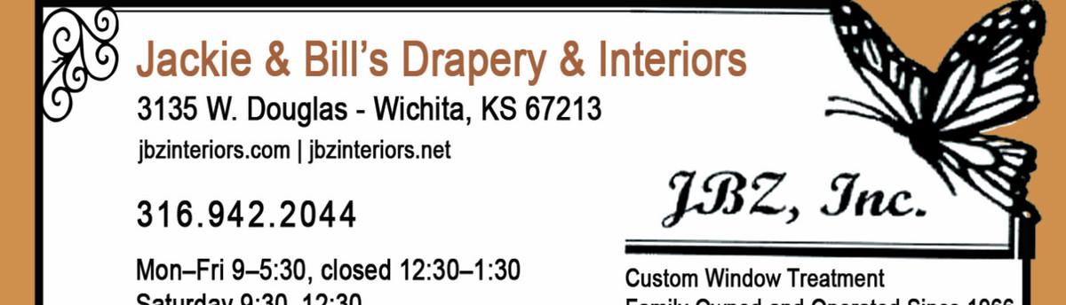 Jbz Inc Jackie Amp Bill S Drapery Amp Interiors Wichita Ks
