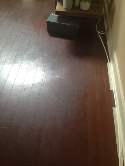 Why Do My Hardwood Floors Look Cloudy Shapeyourminds Com