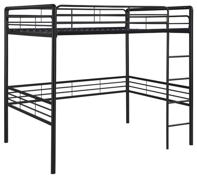 Shop Houzz Fastfurnishings Com Contemporary Metal Loft