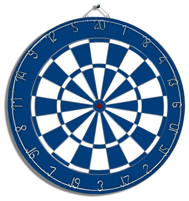 Colts Dartboard - Contemporary - Darts And Dartboards - by Darts & Decor