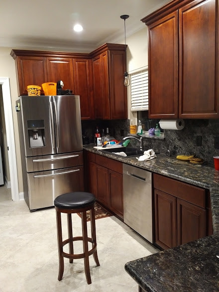 Swap Fridge And Dishwasher Placement