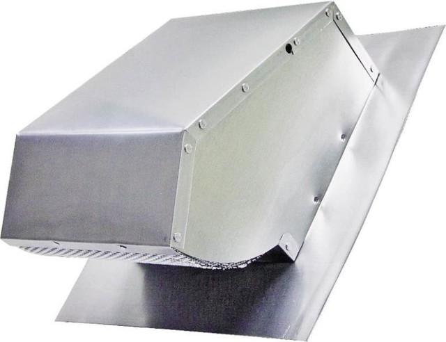 Lambro Range Hood Roof Cap Aluminum