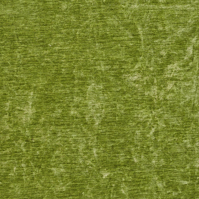Lime Green Solid Woven Velvet Upholstery Fabric By The Yard