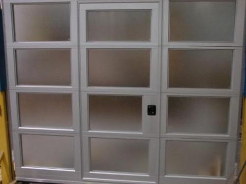 Superior Entry Door Within A Garage Door Source: Walk Through Garage Doors.
